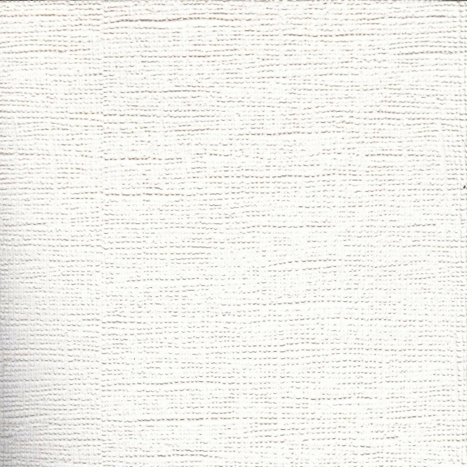 Whitewell Interiors Paintable Textured Blown Vinyl Wallpaper White (W793348)