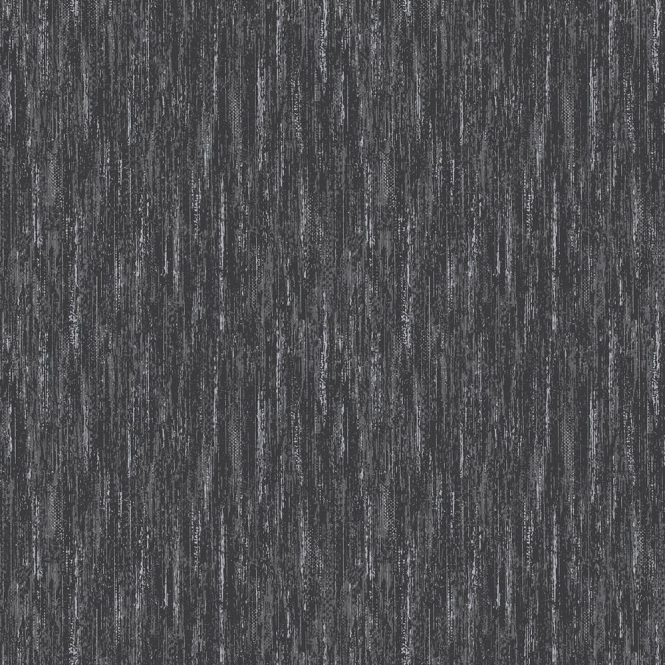 Vymura Panache Plain Wallpaper Ebony Black / Glitter (M0854)
