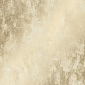 Paris Metallic Wallpaper Cream, Gold