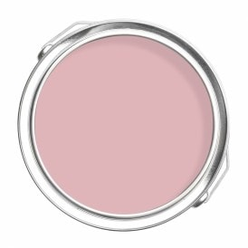 Pink Starburst Washable Matt Emulsion Paint