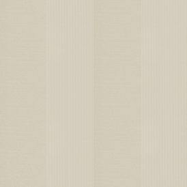 Platinum Stripe Wallpaper Cream