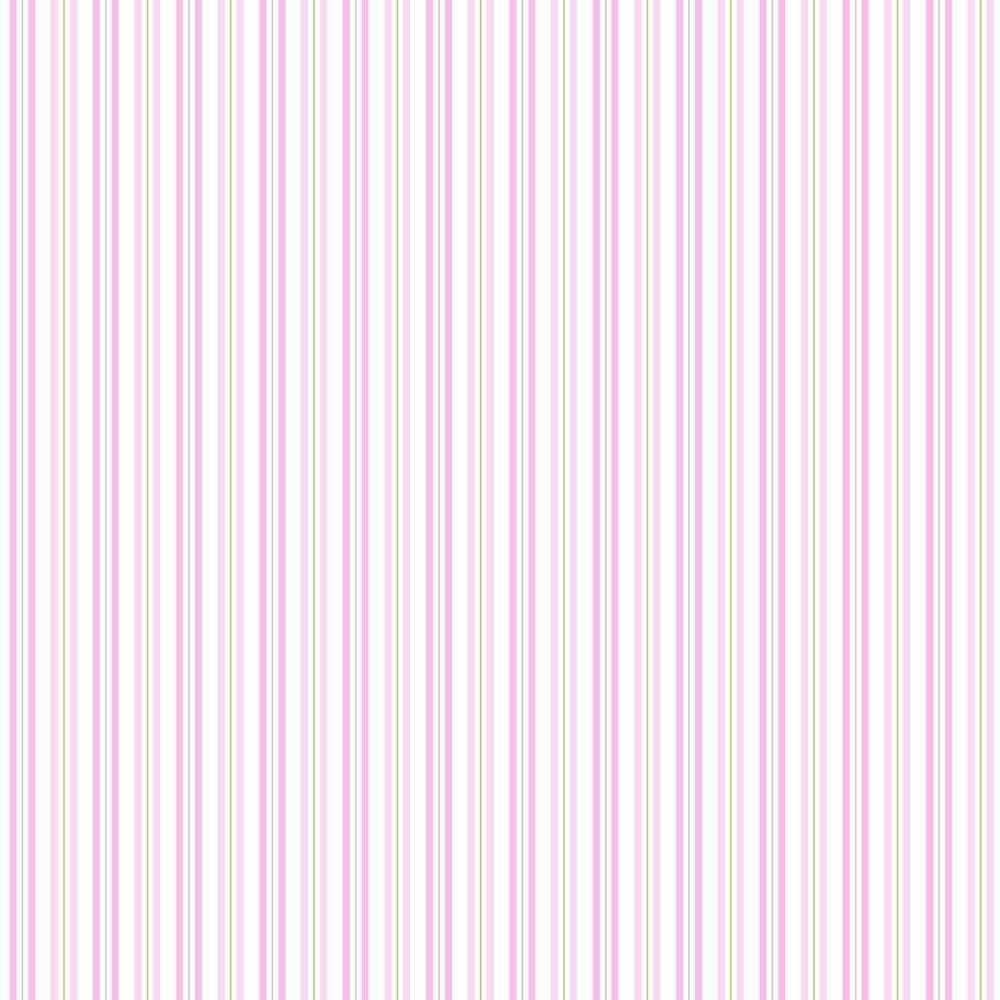 Pink and white wallpaper for a bedroom bedroom furniture ideas ikea coloroll poppet stripe - Honorar innenarchitekt ...