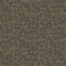 Portfolio Mayim Texture Fabric Effect Wallpaper Black Gold