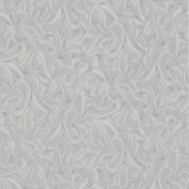 PrimaDonna Crushed Satin Wallpaper Grey Silver