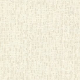 Prism Spencer Evora Wallpaper Cream Gold