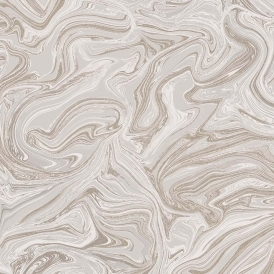 Prosecco Sparkle Marble Wallpaper Natural (H980539)