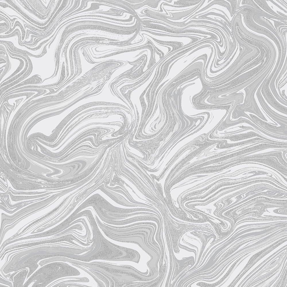 prosecco sparkle marble wallpaper white silver