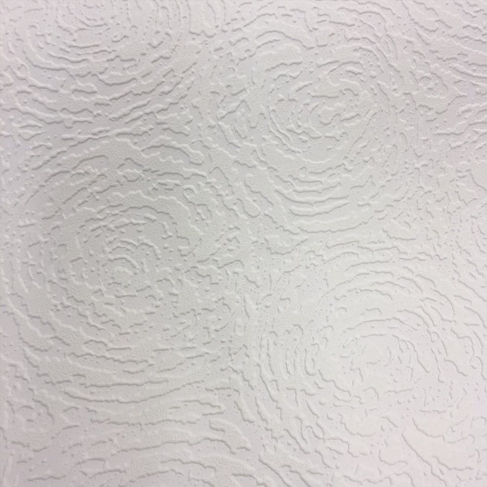 Buy fine decor pure whites paintable texture wallpaper 21562 for Paintable textured wallpaper