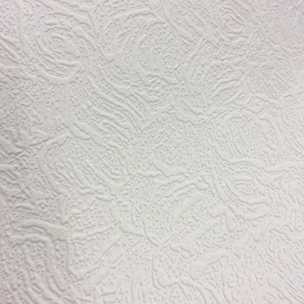 Buy fine decor pure whites paintable texture wallpaper 21568 for Paintable textured wallpaper
