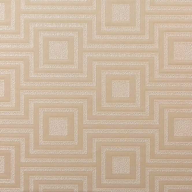 Arthouse Ravello Modena Geometric Wallpaper Cream (267000)