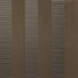 Ravello Stripe Wallpaper Chocolate