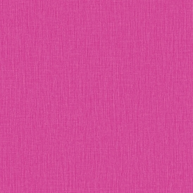 Samba Plain Wallpaper Hot Pink