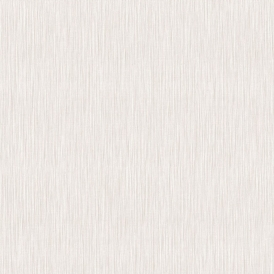 Serafina Plain Heavyweight Vinyl Wallpaper Bone