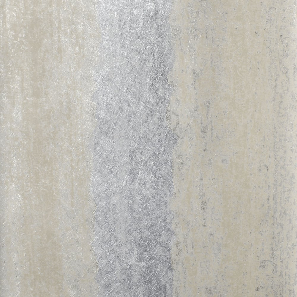 Sienna Metallic Ombre Wallpaper Silver Gold