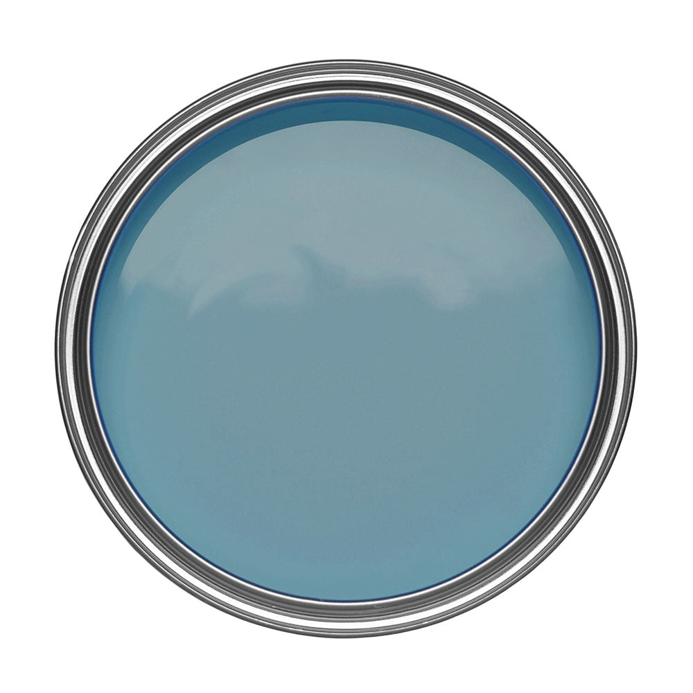 Johnstone S Silk Emulsion Paint 2 5l Teal Topaz 307074