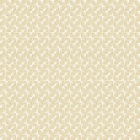 Stockholm Geometric Wallpaper Gold