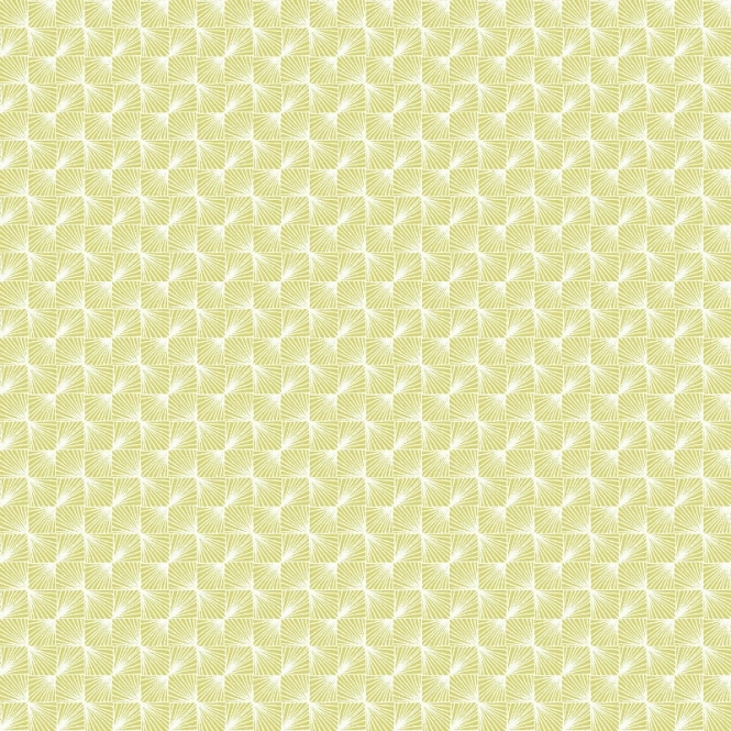 Coloroll Stockholm Geometric Wallpaper Green