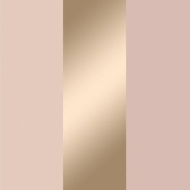 Stripey Stripe Wallpaper Pink Gold