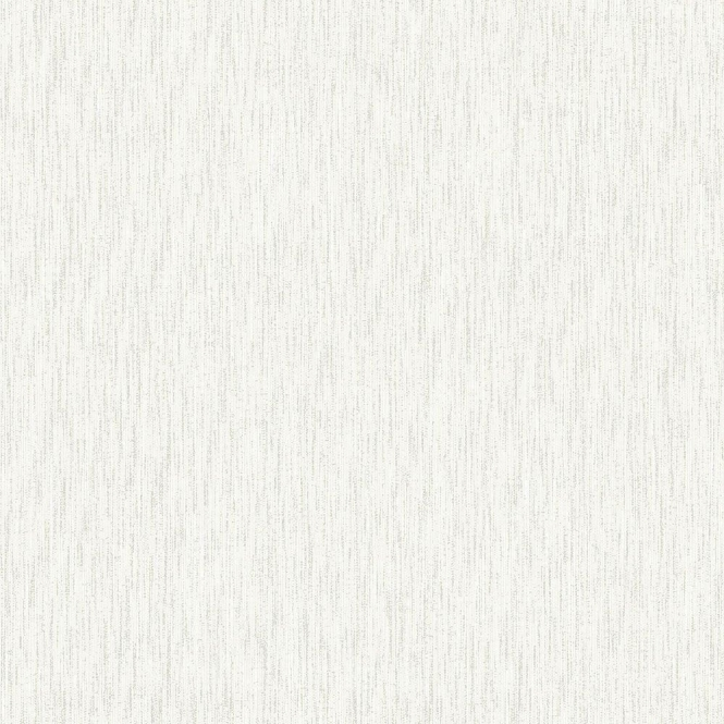 Fine Decor Summer Blossom Plain Glitter Wallpaper Cream / Silver (FD40895)