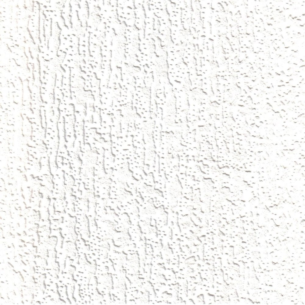 Fine decor supatex fine bark pure white textured paintable for Paintable textured wallpaper