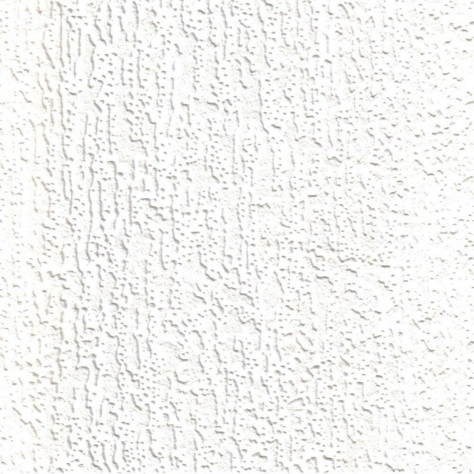 Fine decor supatex fine bark pure white textured paintable for Paintable textured wallpaper