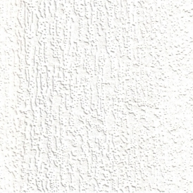Supatex Fine Bark Pure White Textured Paintable Wallpaper