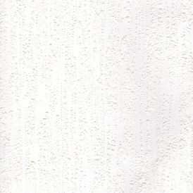 Supatex Luxury Textured Vinyl Wallpaper White (FD13453)