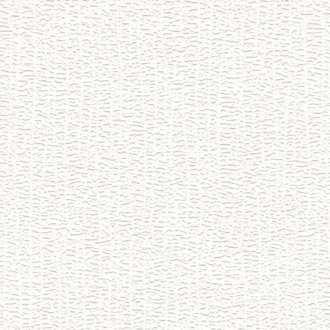 Fine Decor Supatex Weave Pure White Textured Paintable Wallpaper (FD14815)
