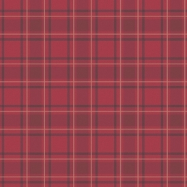 Tartan Wallpaper Traditional Red