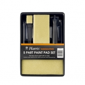 Taskmasters 5 Part Paint Pad Set (400)