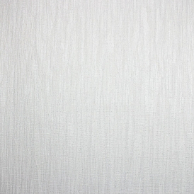 Texture Plain Glitter Wallpaper White