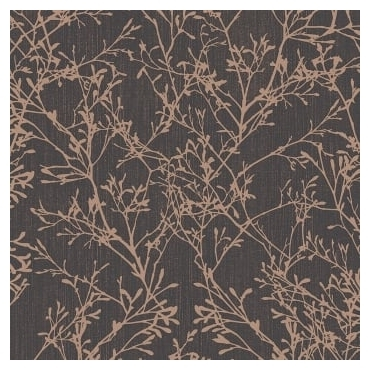 Tranquillity Tree Wallpaper Black, Bronze (FD41714)