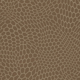 Trendspots Honeycomb Wallpaper Gold
