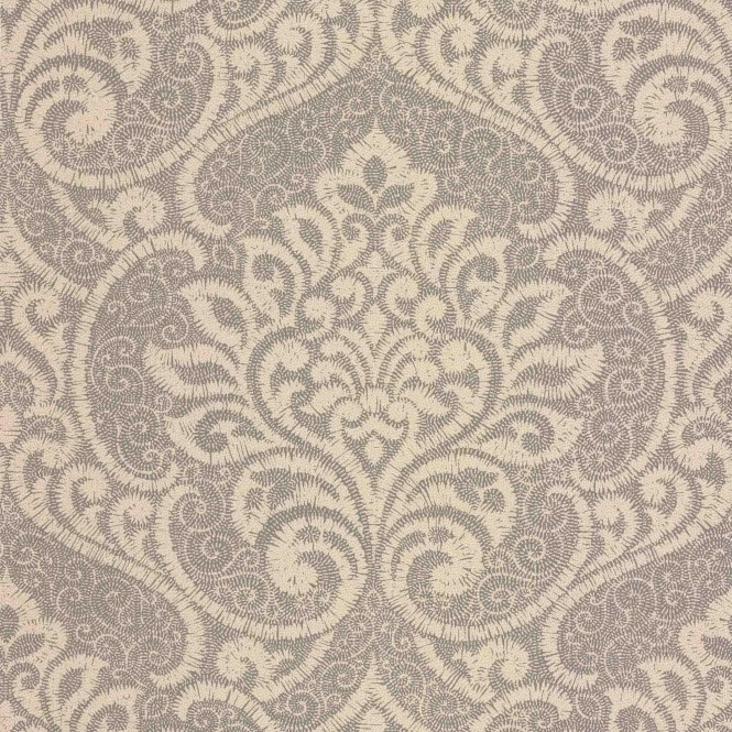 Decorline Vision Lupus Damask Wallpaper Sand / Gold (DL22837)