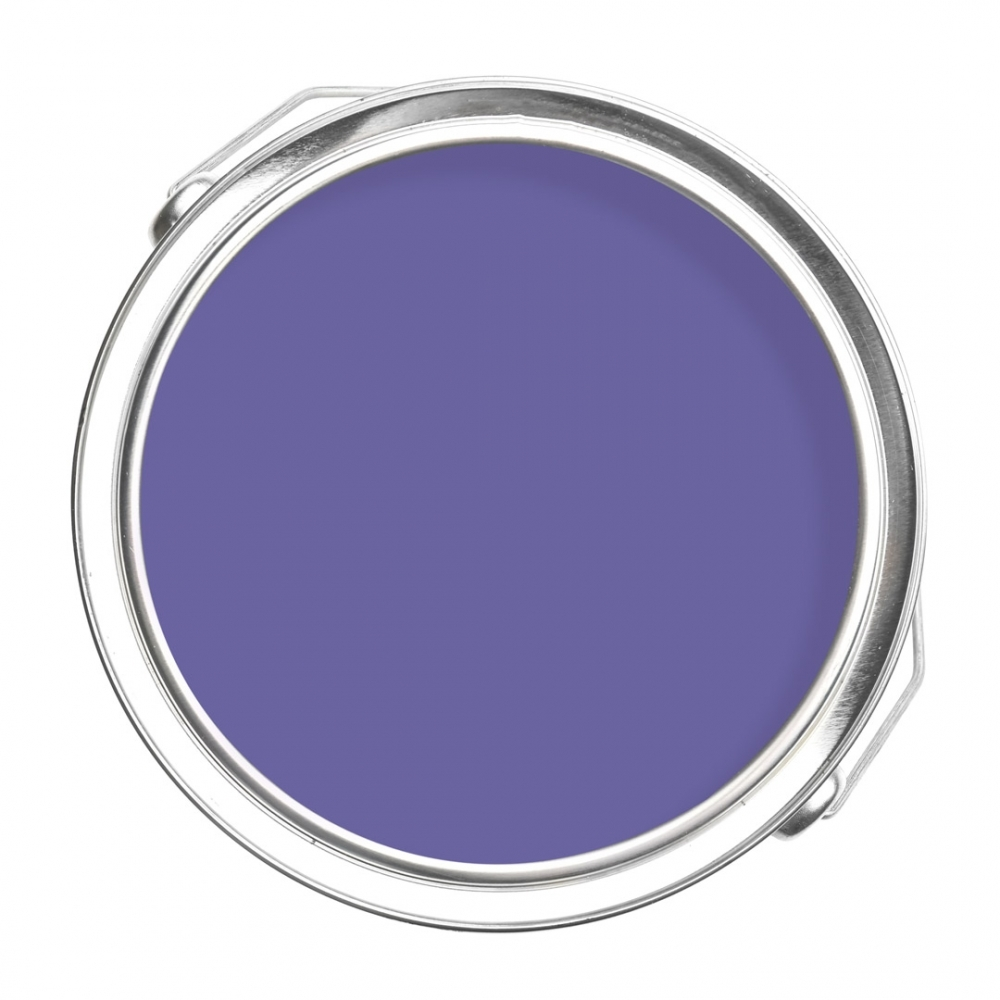 Vivid Violet Feature Wall Matt Emulsion Paint - Paint from ...