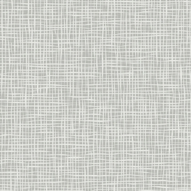 Weave Texture Wallpaper Grey