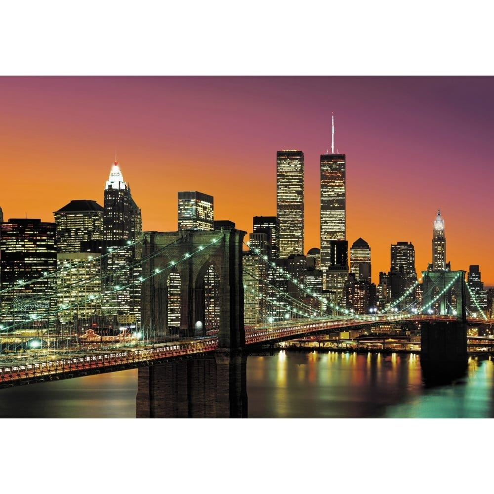 New York City Wall Mural 00139
