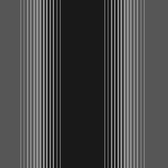 Buy Fine Decor Zara Stripe Wallpaper Black Grey Silver
